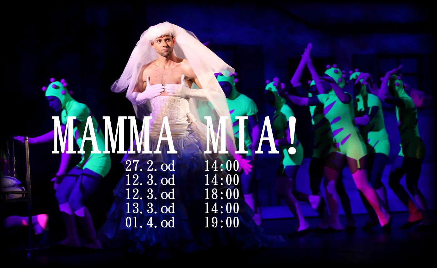 Muziál Mama Mia - 2.10.2015